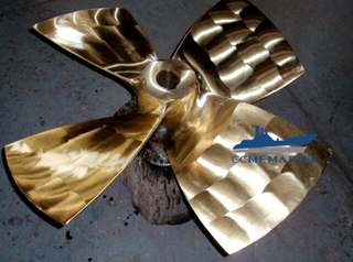 Marine Four-blade Fixed Pitch Propeller