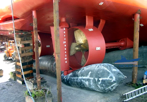 Salvage Marine Airbag for Ship Launching
