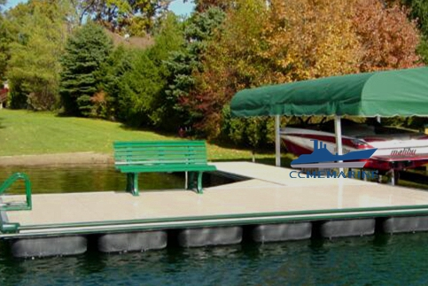 Marina Water Floating Leisure Platform