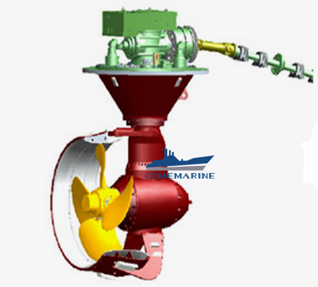 BV, ABS Approved Marine Bow Thruster Tunnel Thruster