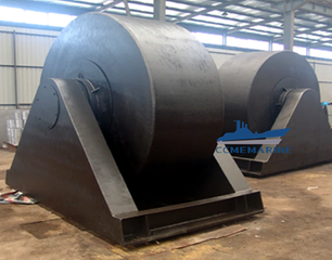 Marine Roller Type Wheel Rubber Fender