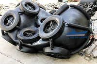 Marine Pneumatic Rubber Fender Rubber Categories